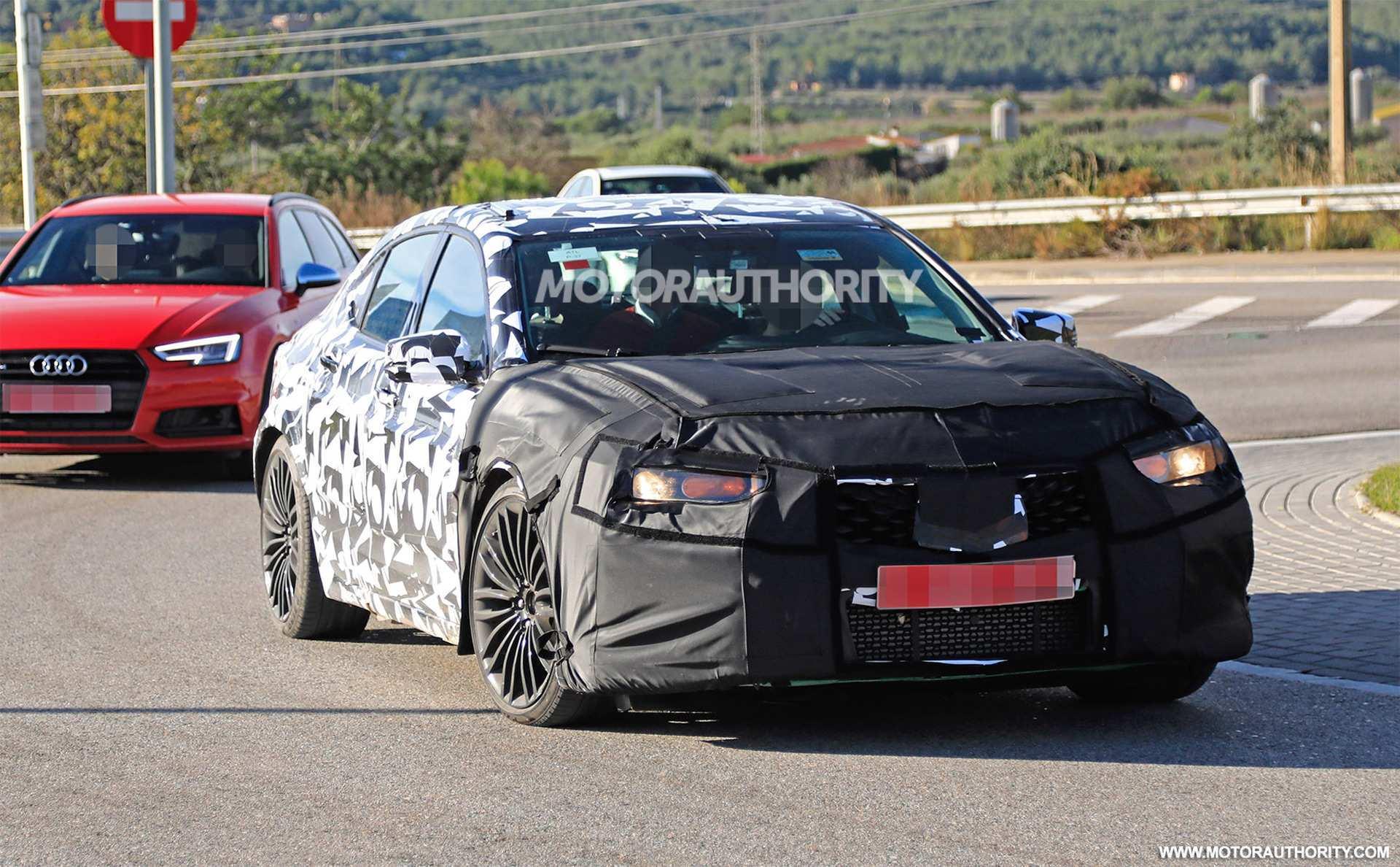 46 The 2020 Acura Mdx Spy Shots Spesification by 2020 Acura Mdx Spy Shots
