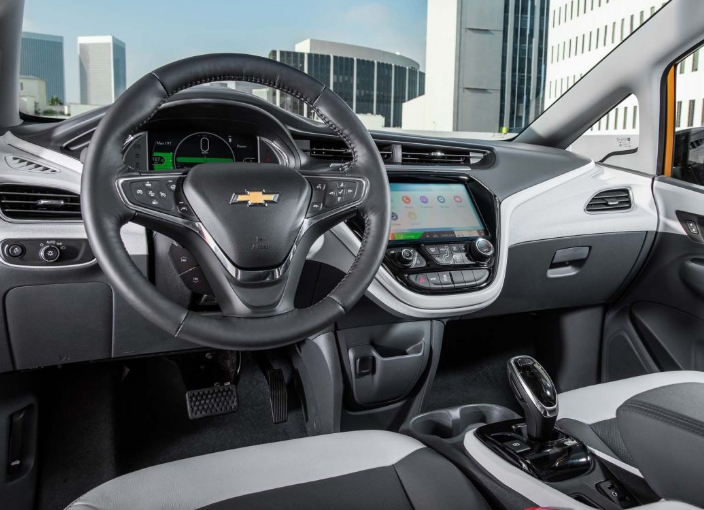 46 The 2020 Chevrolet Bolt Ev New Review by 2020 Chevrolet Bolt Ev