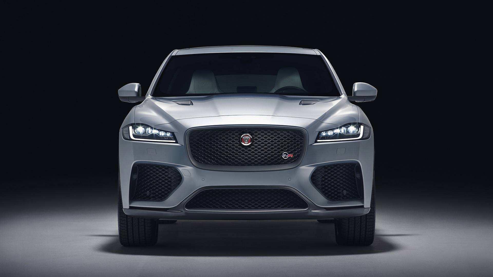 46 The Jaguar F Pace 2020 Style for Jaguar F Pace 2020