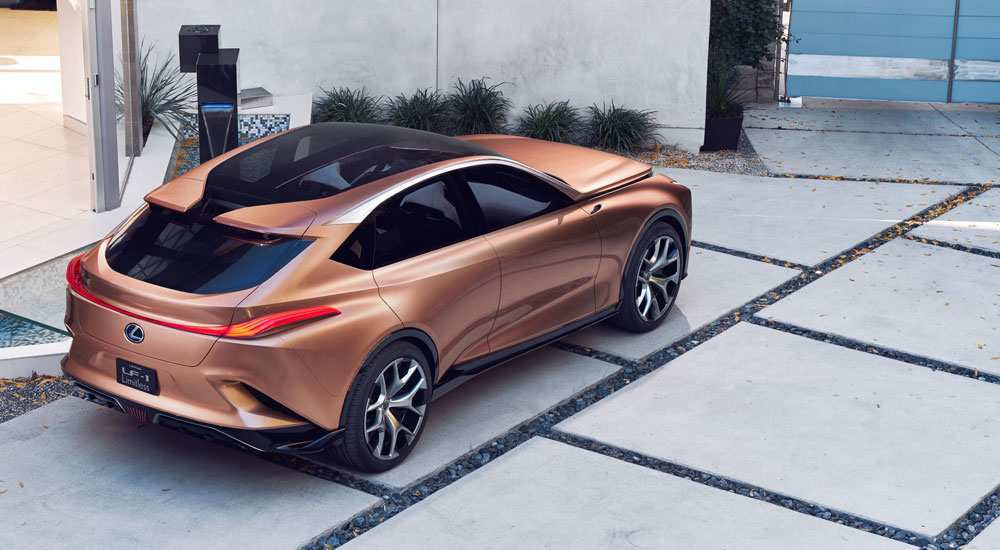 46 The Lexus Lf 1 Limitless 2020 Prices for Lexus Lf 1 Limitless 2020