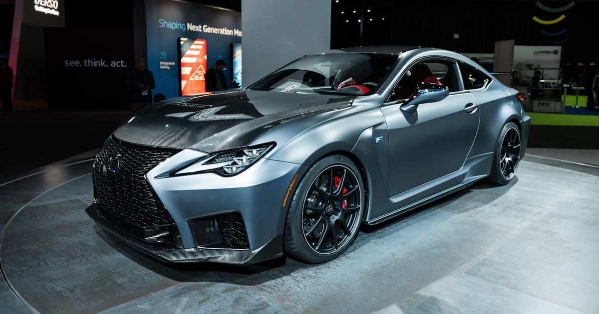 46 The Lexus Rcf 2020 Concept for Lexus Rcf 2020