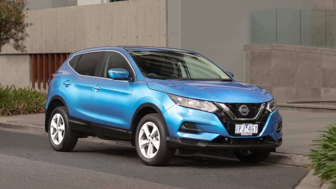 46 The Nissan Qashqai 2020 Australia New Concept with Nissan Qashqai 2020 Australia