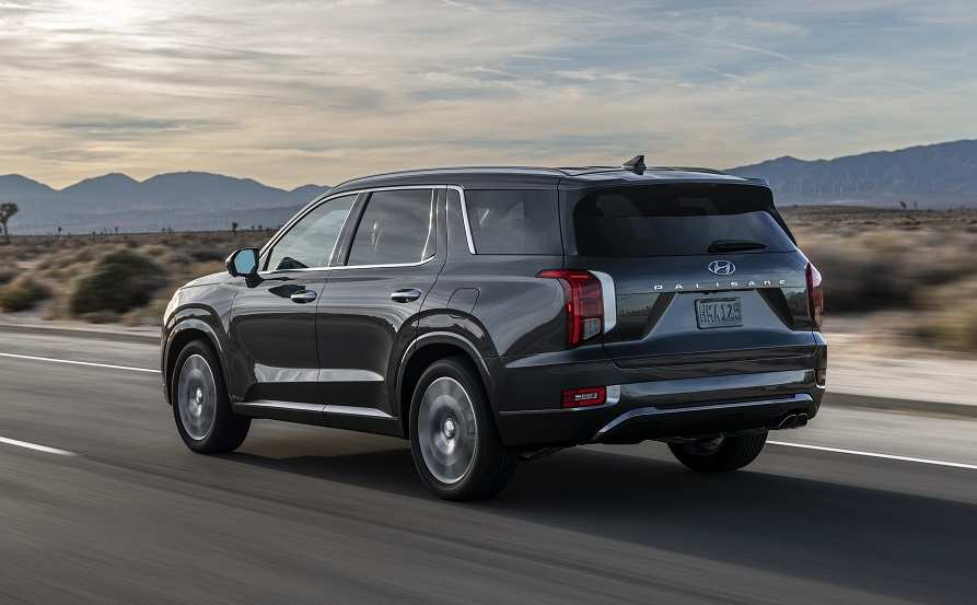 47 All New 2020 Hyundai Palisade Trim Levels Review for 2020 Hyundai Palisade Trim Levels