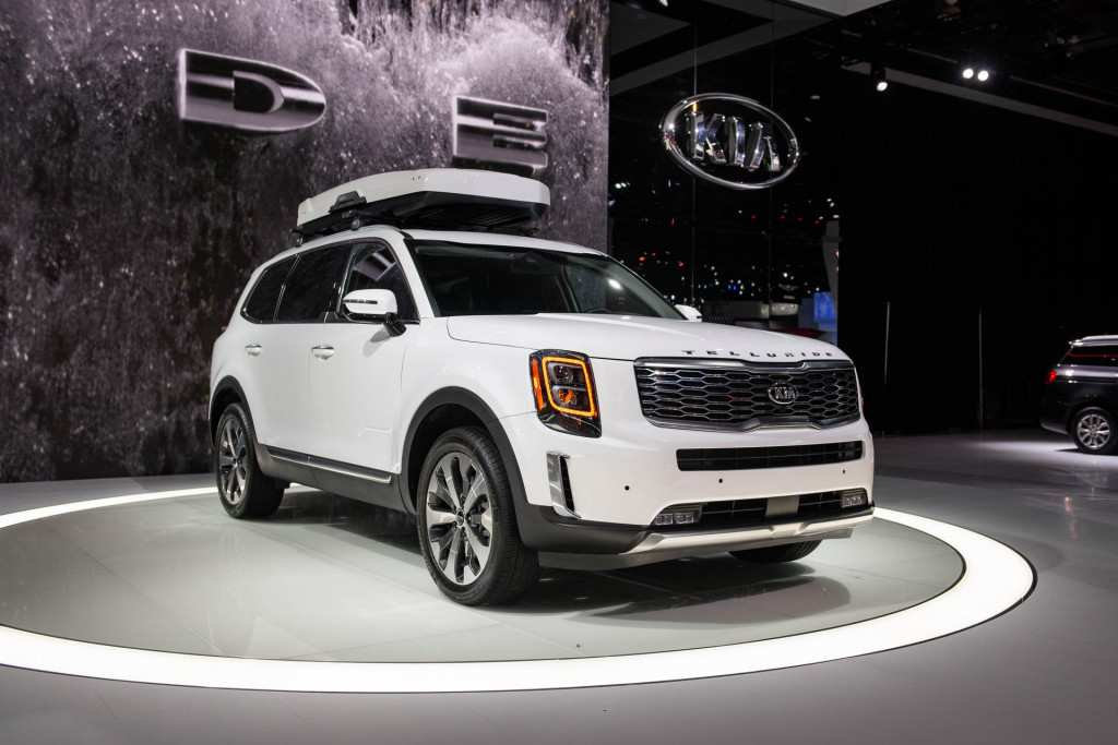 47 All New Build A 2020 Kia Telluride Performance with Build A 2020 Kia Telluride