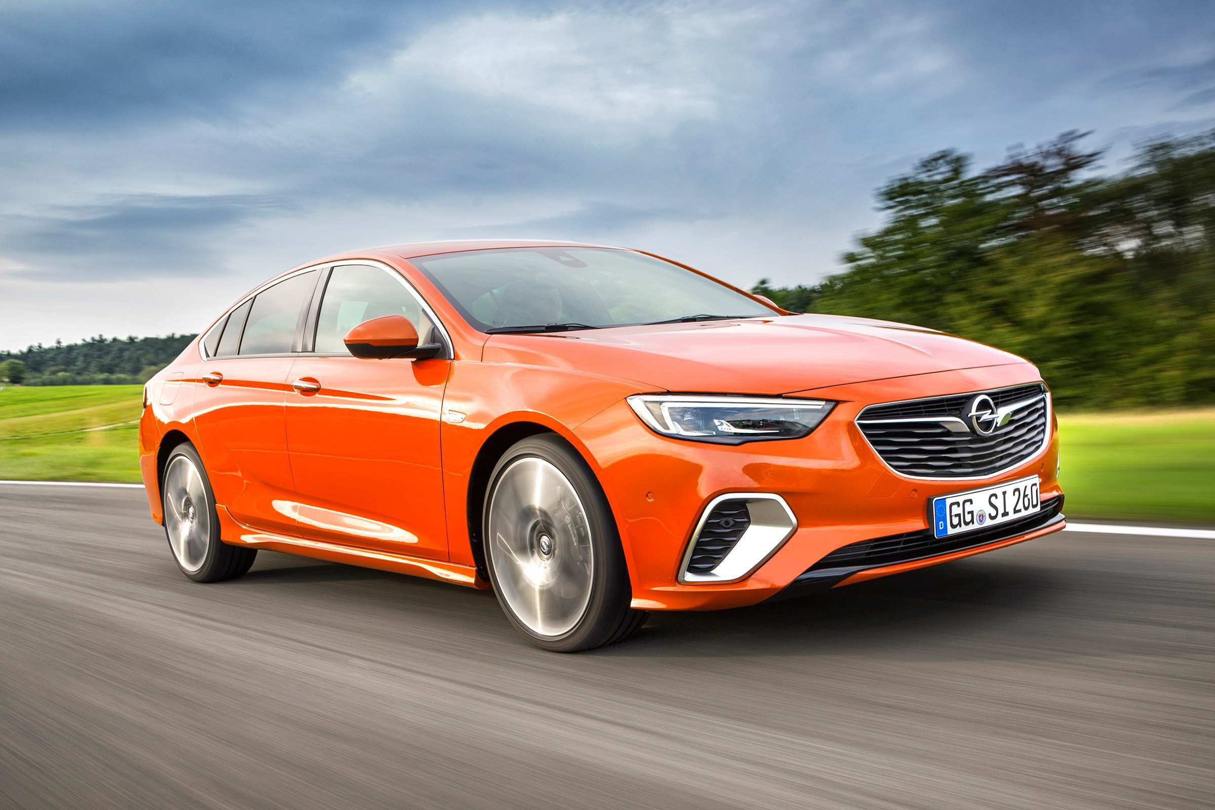 47 All New Opel Insignia Grand Sport 2020 Photos by Opel Insignia Grand Sport 2020