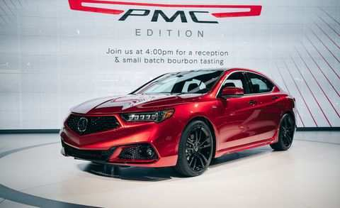 47 Best Review 2020 Acura Tlx Pmc Edition Specs Redesign for 2020 Acura Tlx Pmc Edition Specs