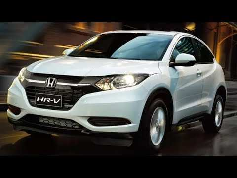 47 Best Review 2020 Honda Hrv Youtube Redesign for 2020 Honda Hrv Youtube