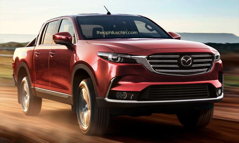 47 Best Review 2020 Mazda Pickup Specs by 2020 Mazda Pickup