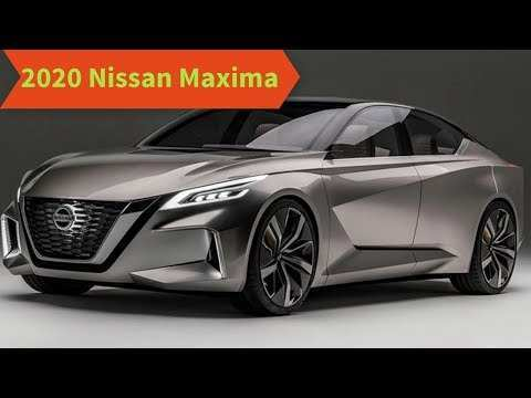 47 Best Review Nissan Maxima 2020 Rumors with Nissan Maxima 2020