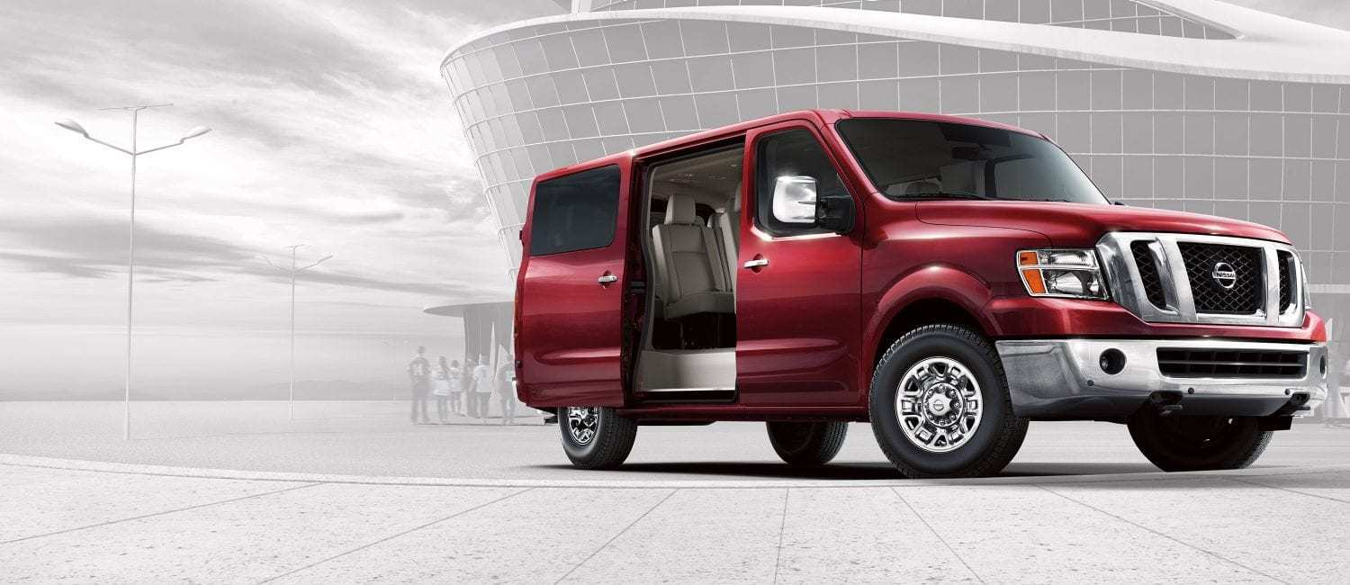 47 Best Review Nissan Nv 2020 Picture with Nissan Nv 2020
