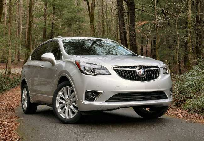 47 Concept of 2020 Buick Envision Changes Review with 2020 Buick Envision Changes