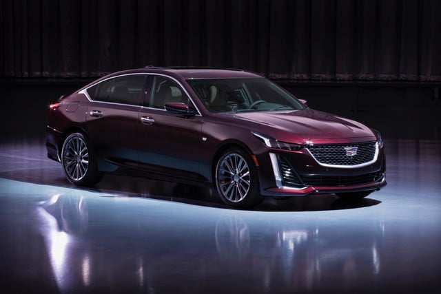 47 Concept of 2020 Cadillac Ct5 Release Date Reviews with 2020 Cadillac Ct5 Release Date