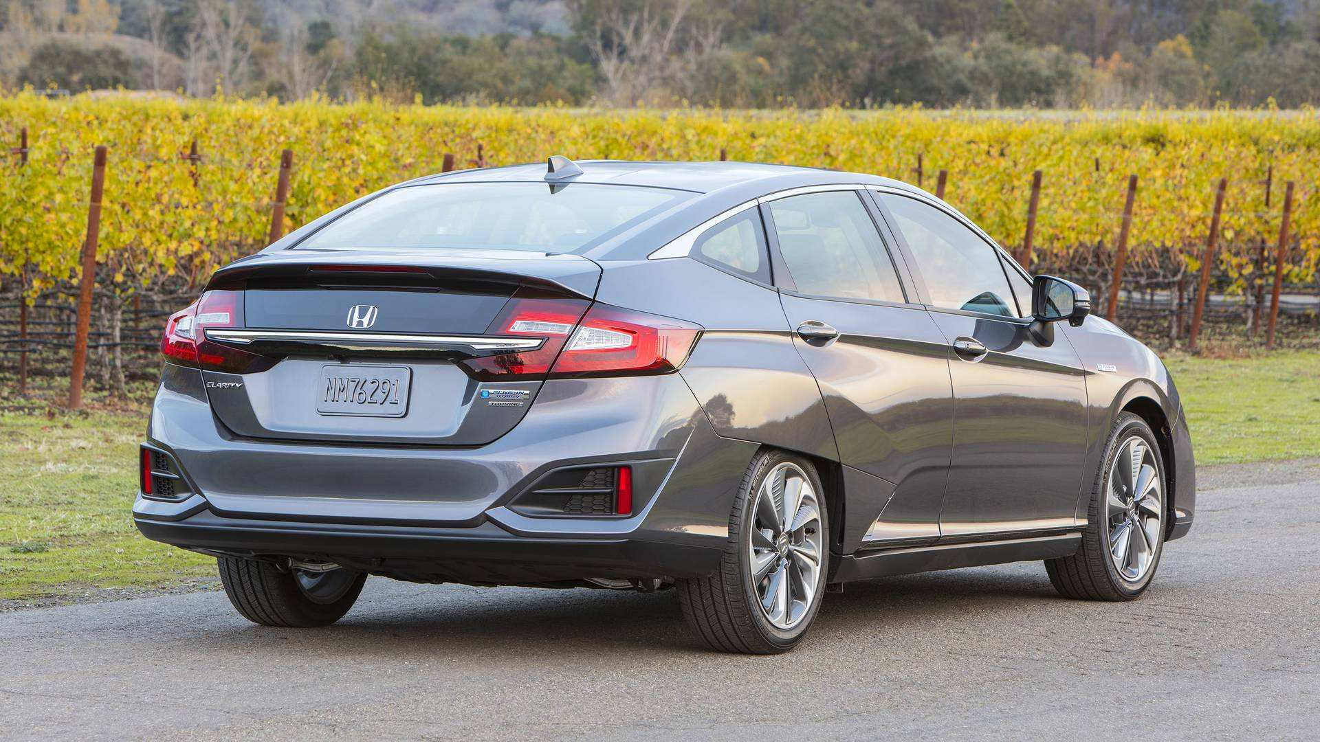 47 Concept of 2020 Honda Clarity Plug In Hybrid Wallpaper for 2020 Honda Clarity Plug In Hybrid