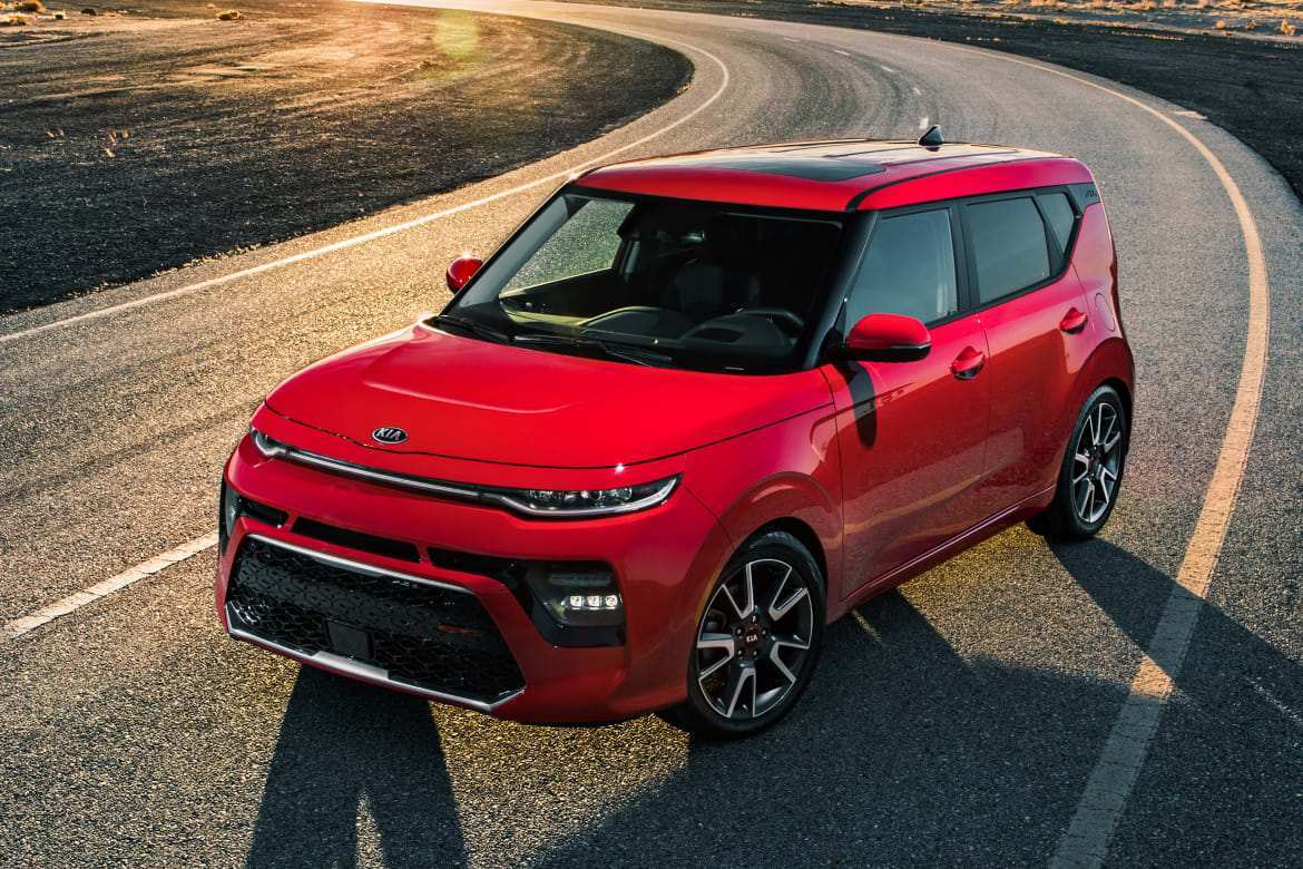 47 Concept of 2020 Kia Soul Horsepower Images with 2020 Kia Soul Horsepower