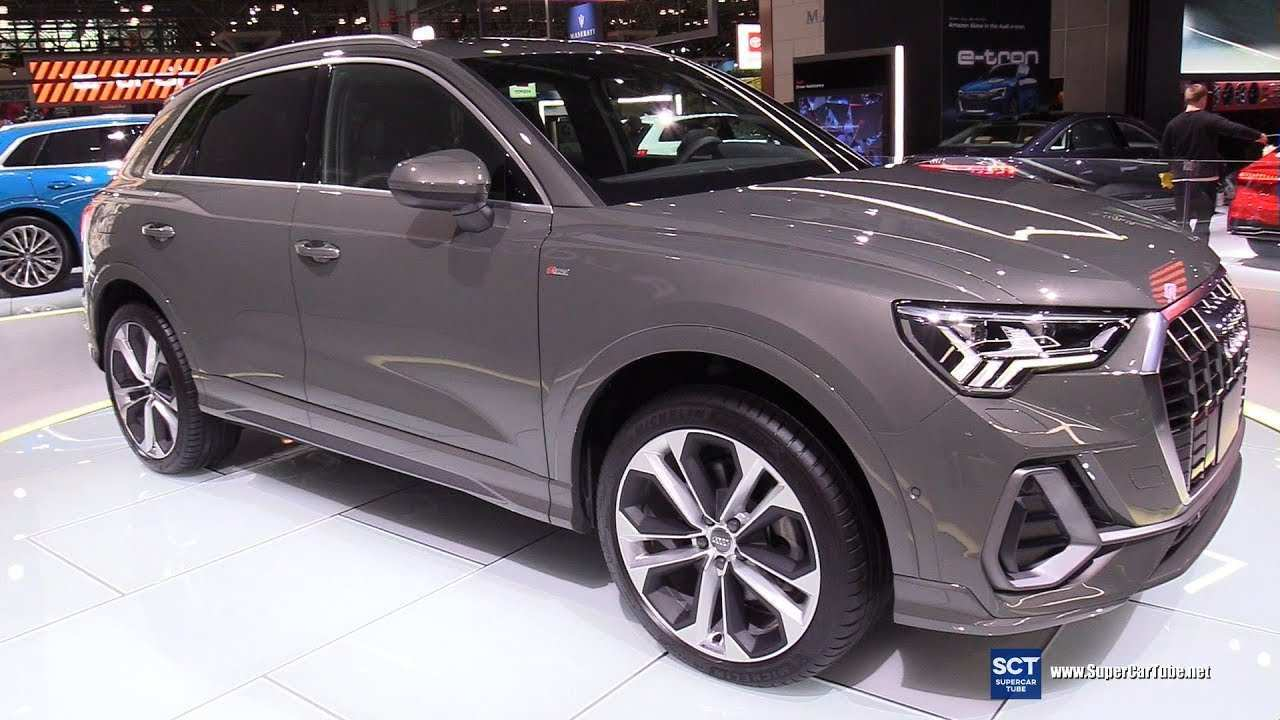 47 Gallery of 2020 Audi Q3 Interior Price and Review with 2020 Audi Q3 Interior