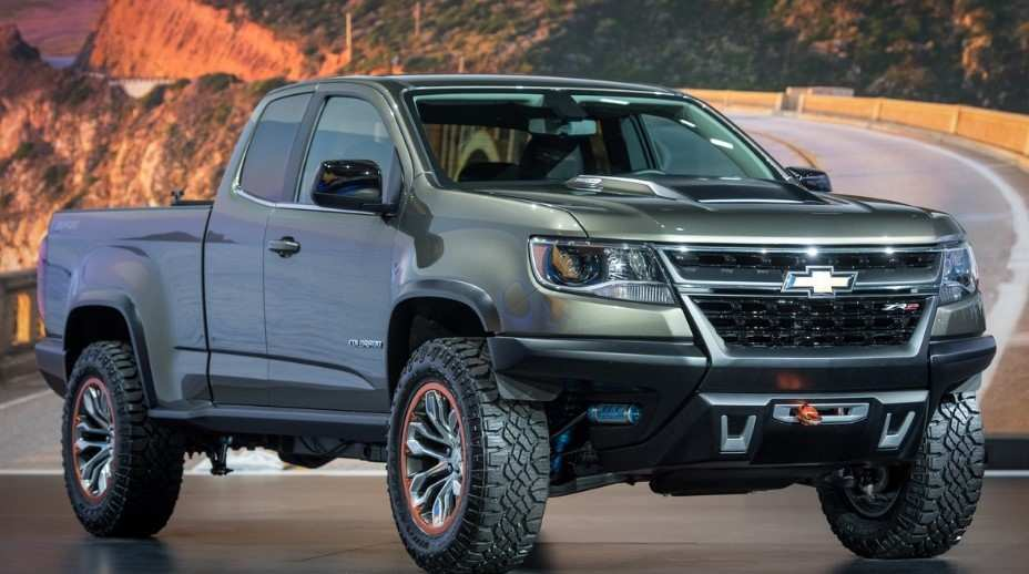 47 Gallery of 2020 Chevrolet Colorado Release Date Price and Review with 2020 Chevrolet Colorado Release Date