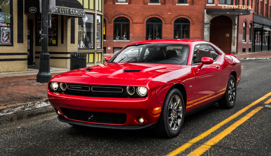 47 Gallery of 2020 Dodge Challenger Awd Redesign by 2020 Dodge Challenger Awd