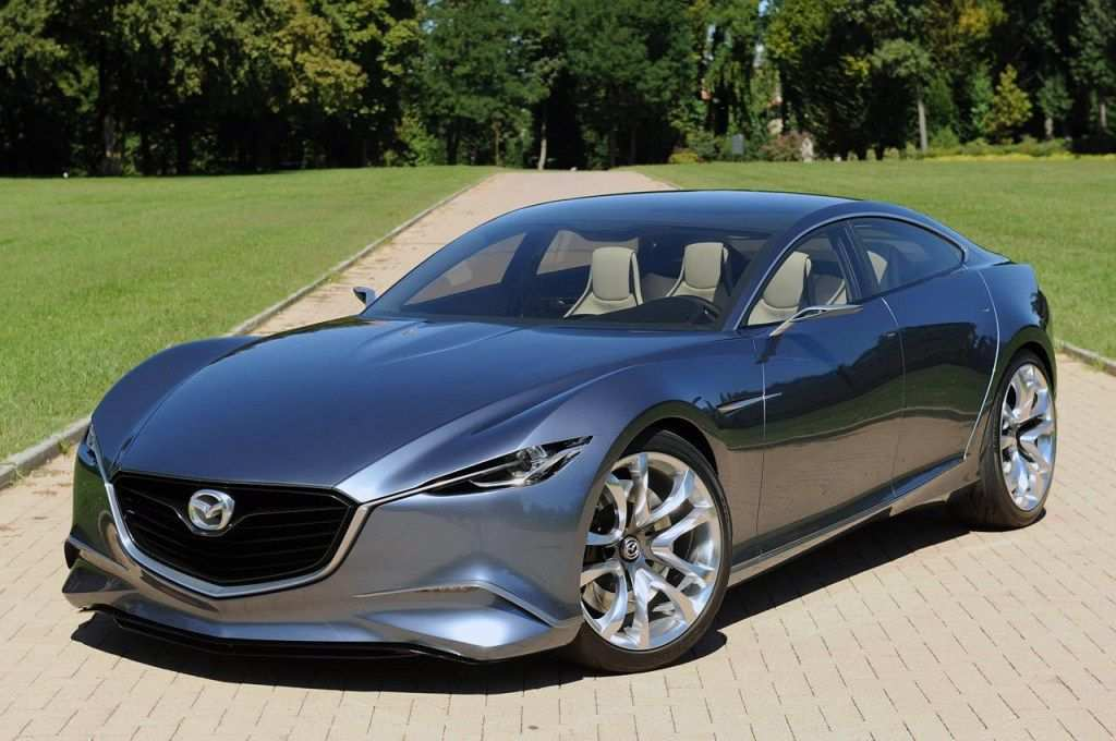 47 Gallery of All New Mazda 6 2020 Specs and Review for All New Mazda 6 2020