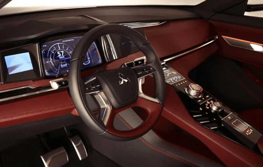 47 Gallery of Mitsubishi Outlander 2020 Interior Picture with Mitsubishi Outlander 2020 Interior