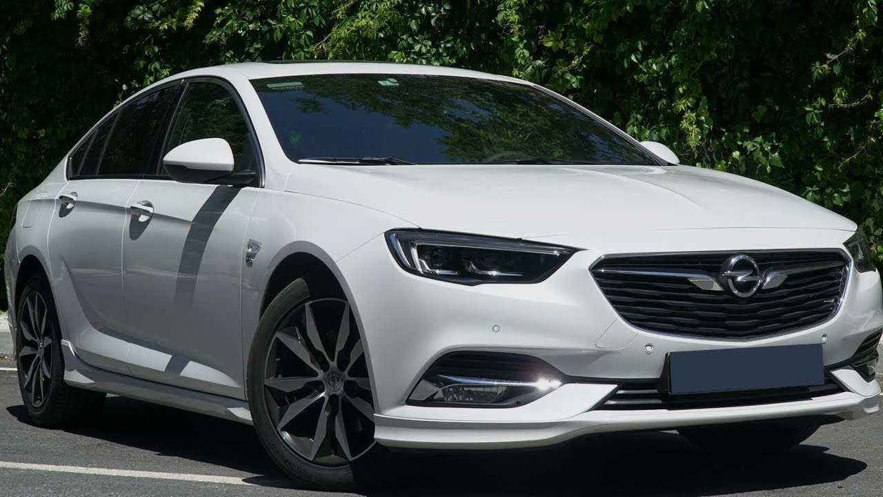 47 Gallery of New Opel Insignia 2020 Overview by New Opel Insignia 2020