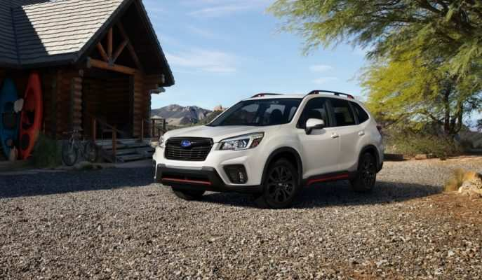 47 Gallery of Subaru Forester Xt 2020 Pictures with Subaru Forester Xt 2020