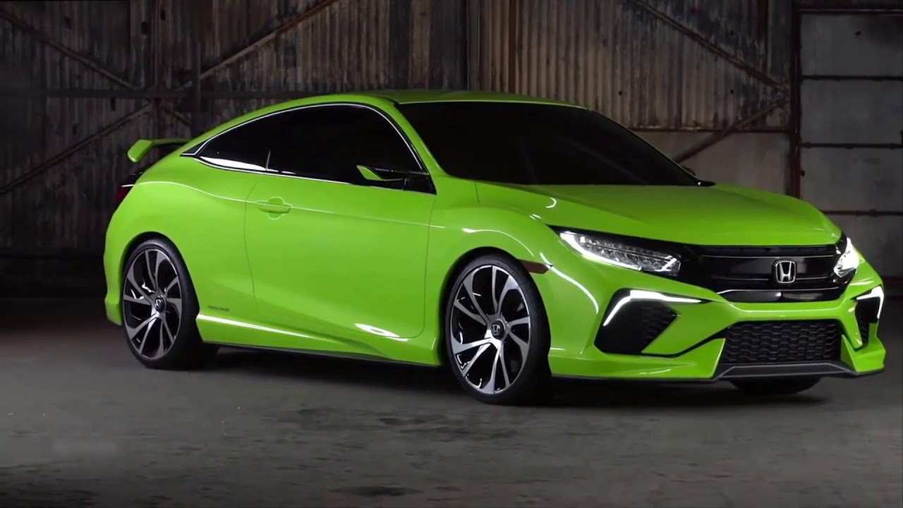 47 Great Honda Civic 2020 Concept Release Date by Honda Civic 2020 Concept
