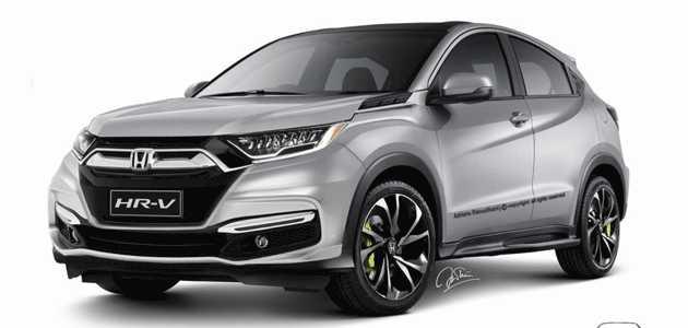47 Great Honda Hrv 2020 Australia Pricing by Honda Hrv 2020 Australia