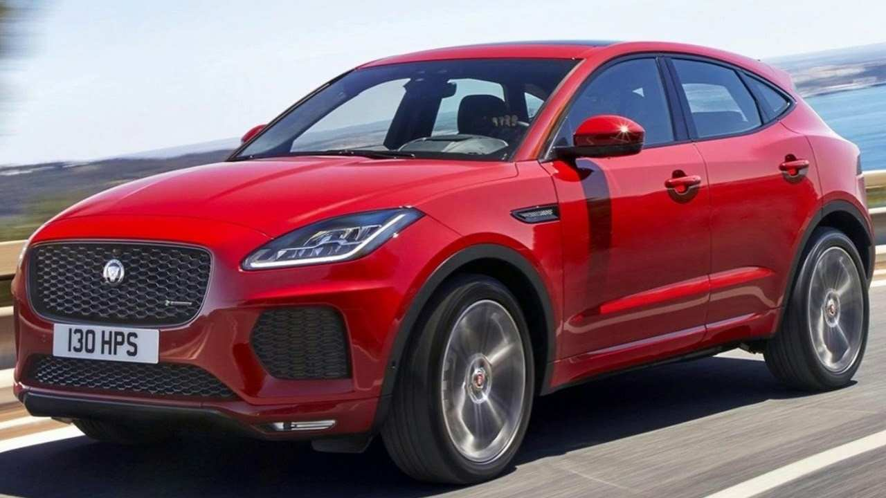 47 Great Jaguar E Pace Ibrida 2020 Model by Jaguar E Pace Ibrida 2020