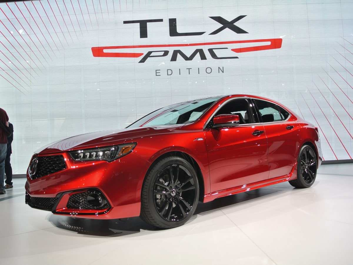 47 New 2020 Acura Tlx Pmc Edition Specs Release Date for 2020 Acura Tlx Pmc Edition Specs