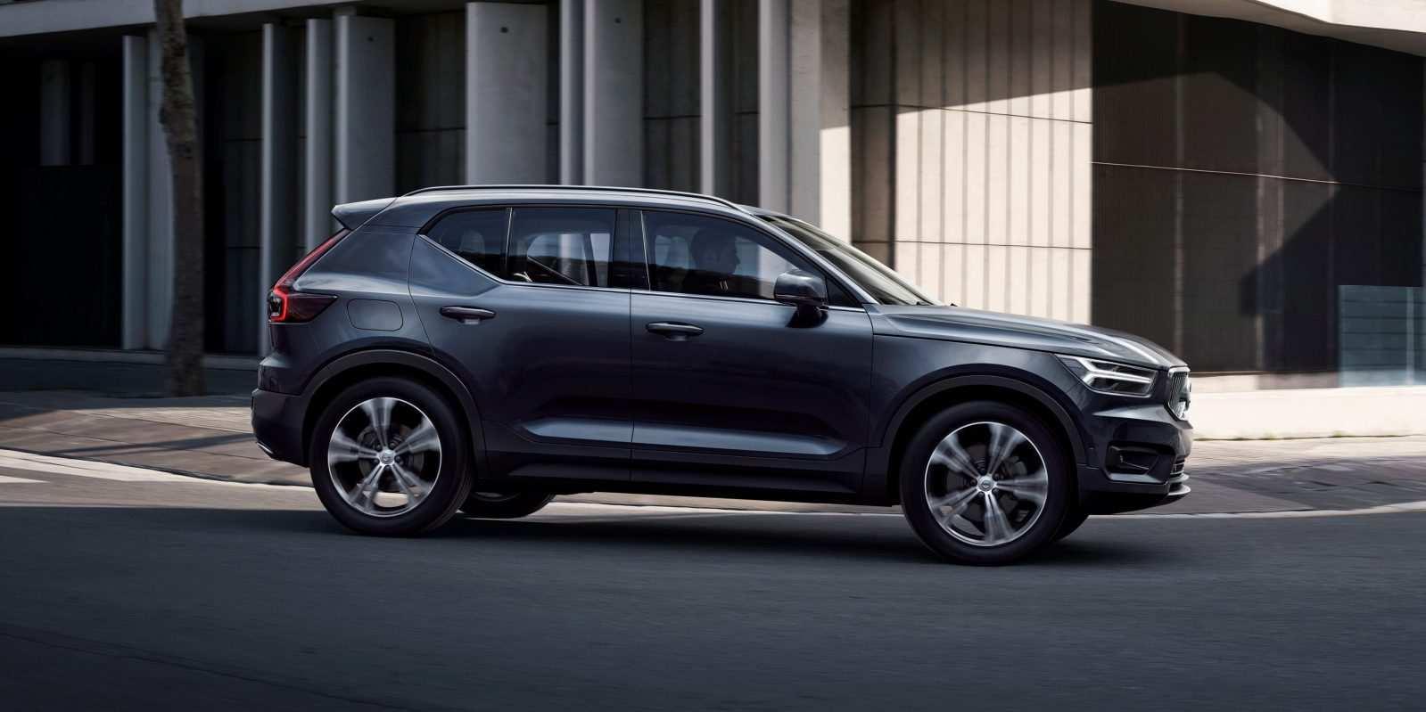 47 New 2020 Volvo Xc40 Hybrid Rumors with 2020 Volvo Xc40 Hybrid