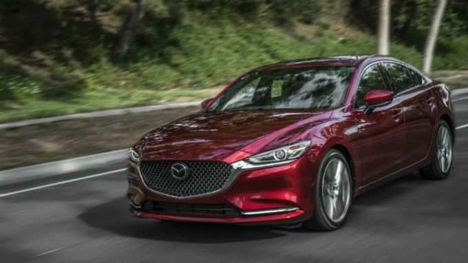 47 New All New Mazda 6 2020 Redesign and Concept for All New Mazda 6 2020