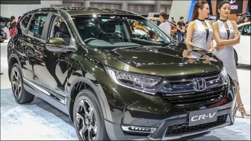 47 New Honda Crv 2020 Redesign Rumors with Honda Crv 2020 Redesign