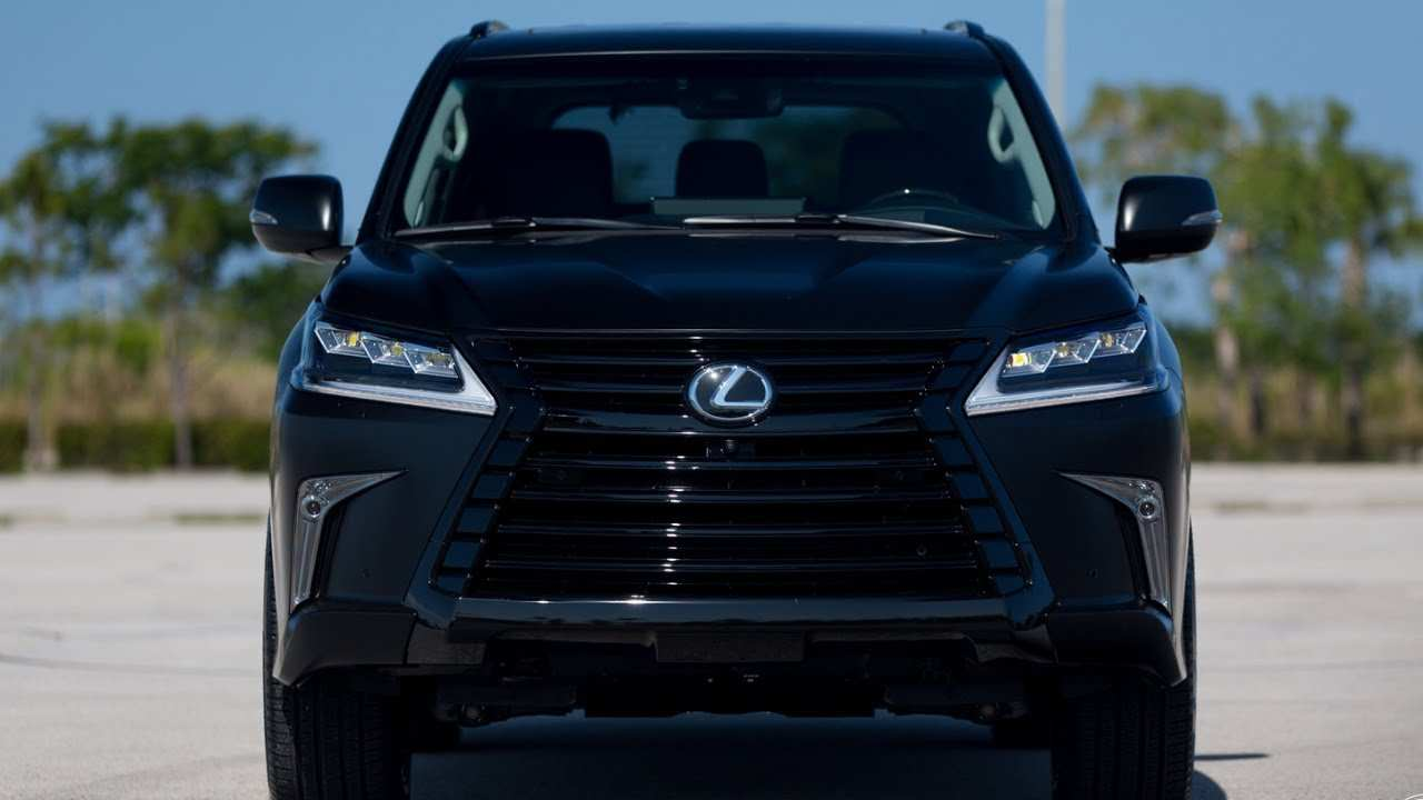47 New Lexus Lx 570 Black Edition 2020 Research New with Lexus Lx 570 Black Edition 2020