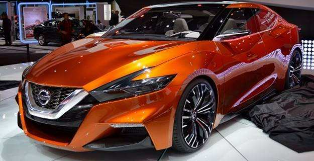 47 New Nissan Maxima 2020 Release Date Overview with Nissan Maxima 2020 Release Date