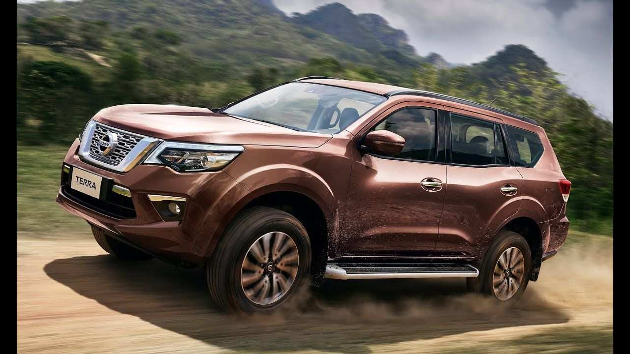 47 New Nissan Terra 2020 Philippines Exterior with Nissan Terra 2020 Philippines