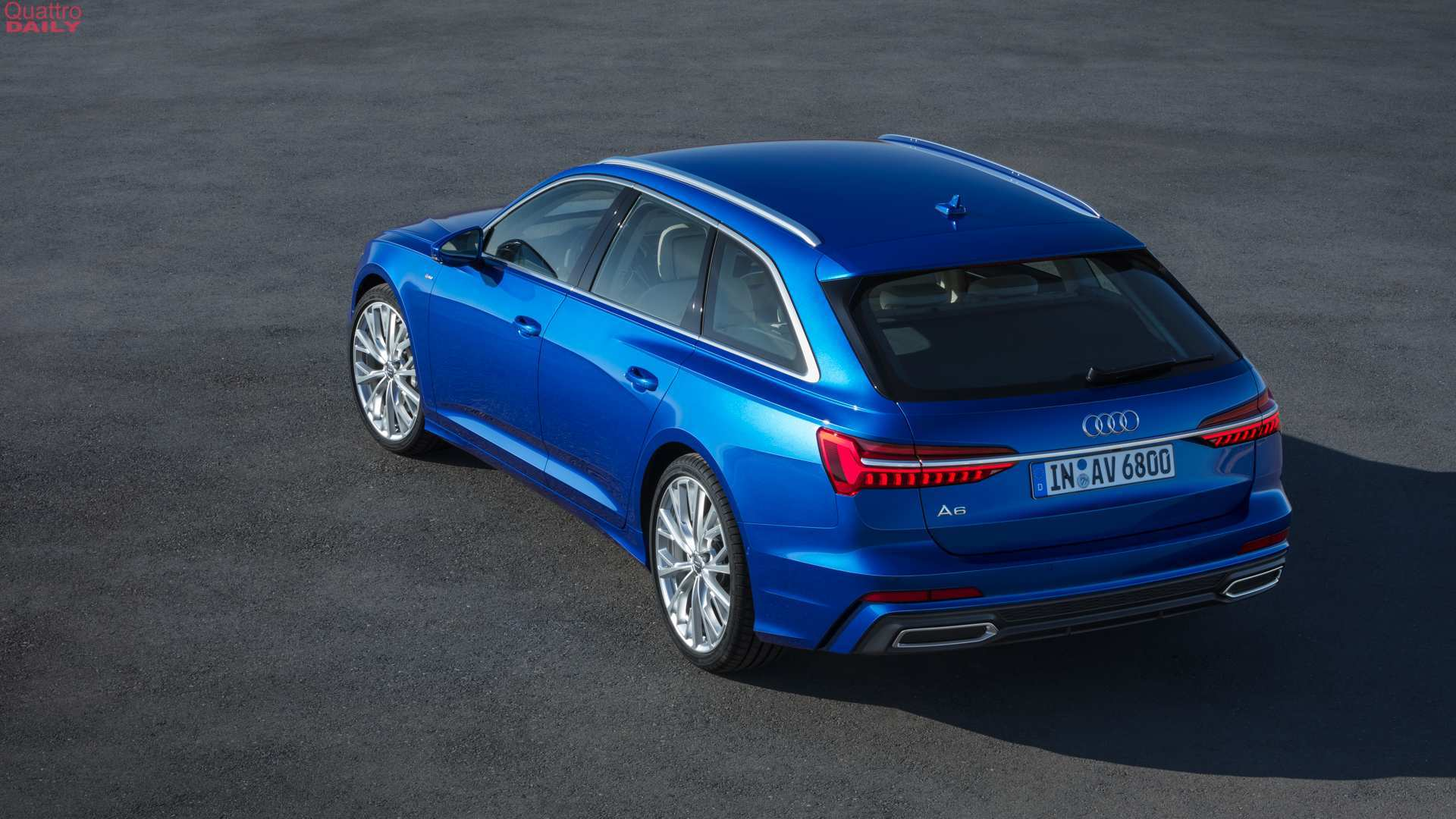 47 The 2020 Audi A6 Wagon Configurations for 2020 Audi A6 Wagon
