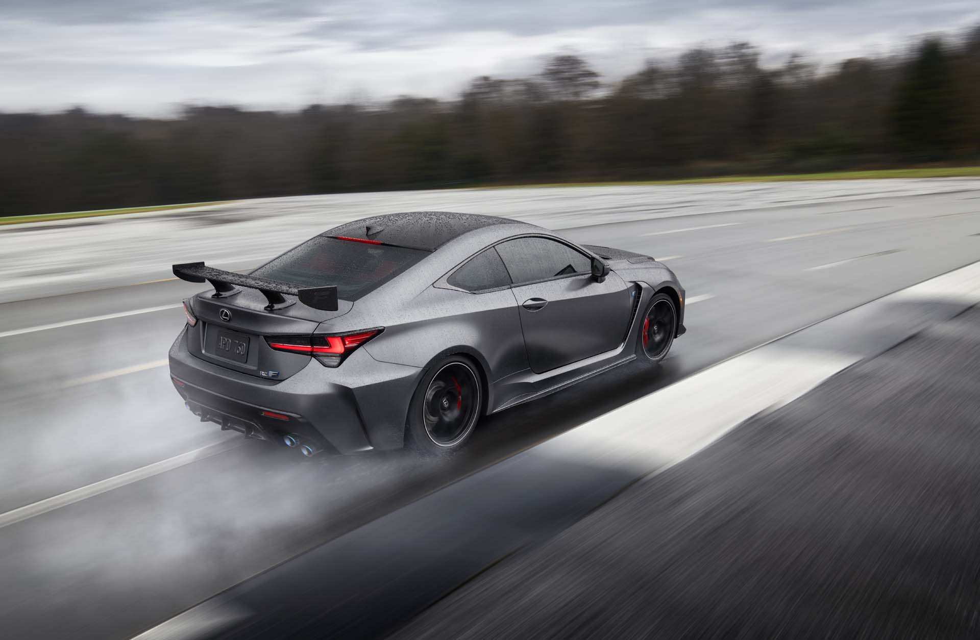 47 The 2020 Lexus Rc F Track Edition Specs Specs with 2020 Lexus Rc F Track Edition Specs