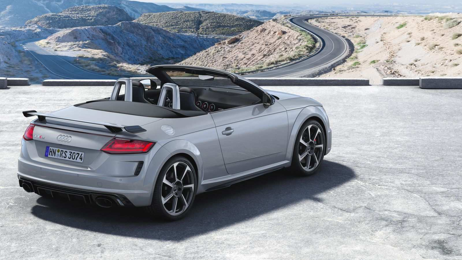 47 The Audi Tt Roadster 2020 Style for Audi Tt Roadster 2020
