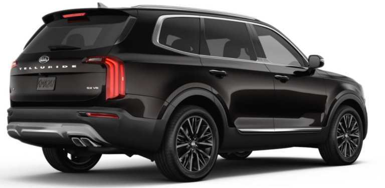 47 The Kia Telluride 2020 Colors Redesign for Kia Telluride 2020 Colors