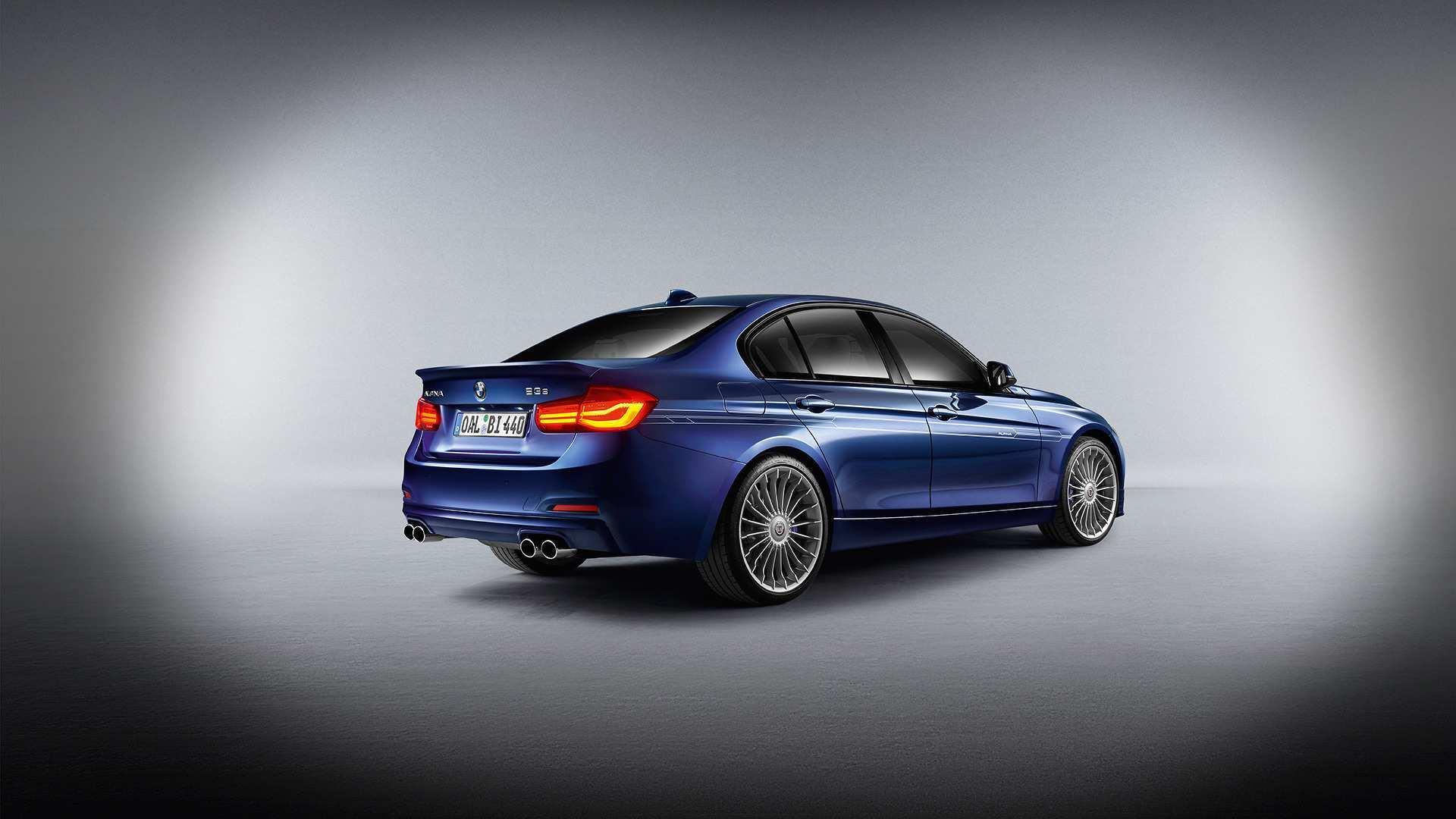 48 All New BMW Alpina B3 2020 Interior with BMW Alpina B3 2020