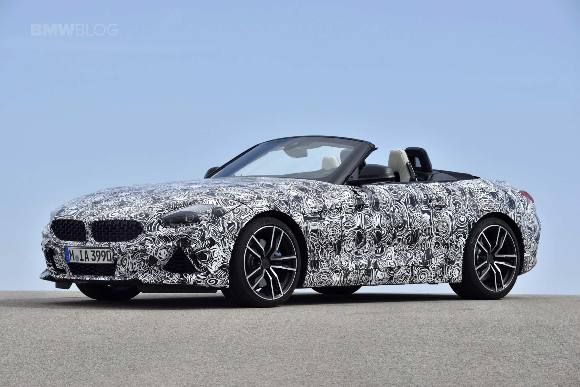 48 All New BMW Z4 Coupe 2020 New Concept with BMW Z4 Coupe 2020