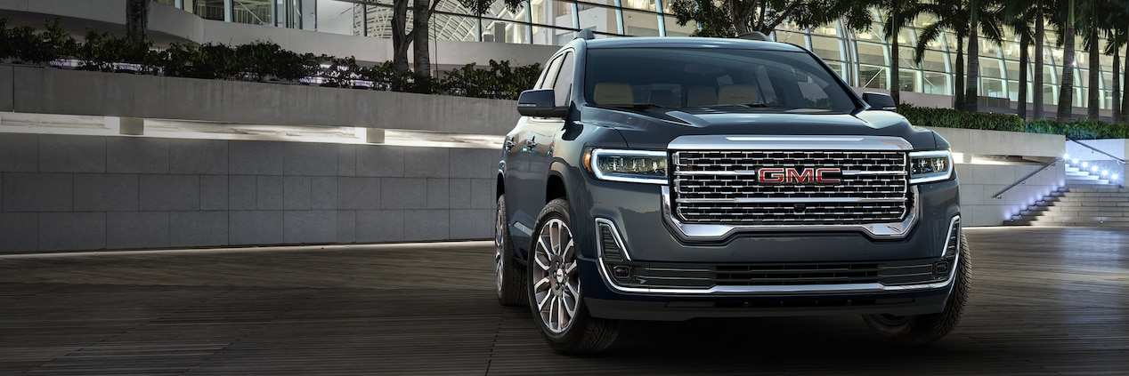 48 All New Gmc Suv 2020 Rumors with Gmc Suv 2020
