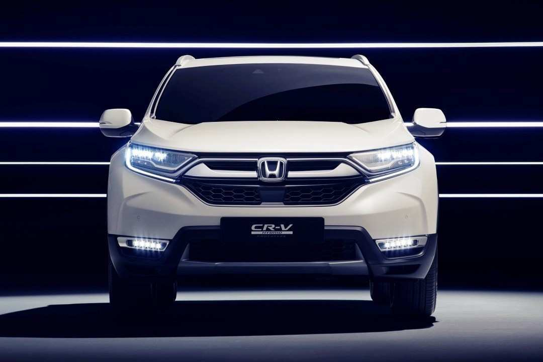 48 All New Honda Crv 2020 Redesign Performance and New Engine with Honda Crv 2020 Redesign