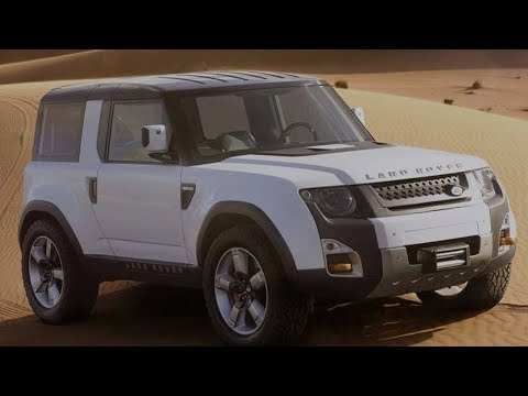 48 All New Jeep Defender 2020 Pictures by Jeep Defender 2020