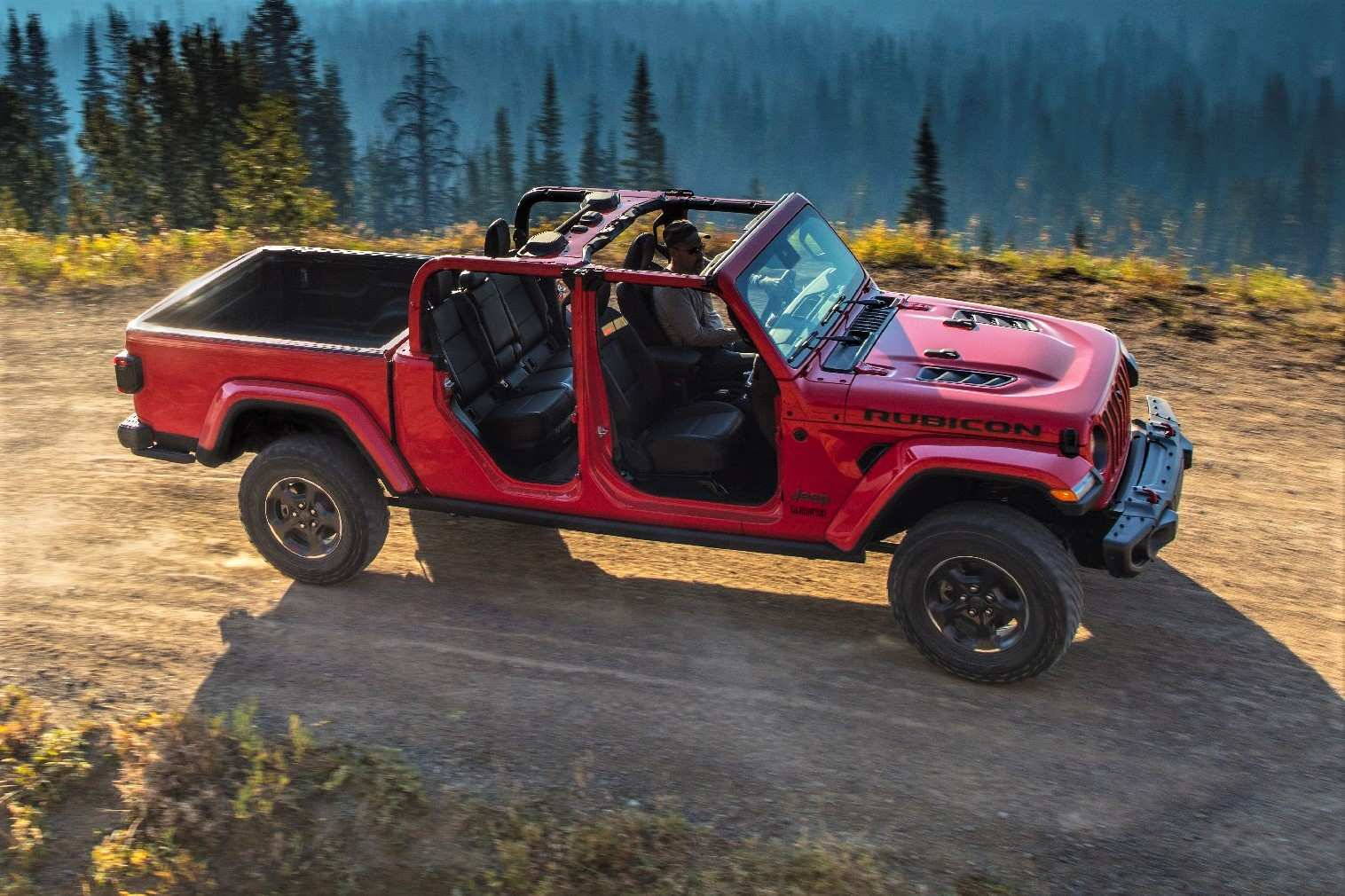 48 All New Jeep Gladiator Images 2020 Exterior and Interior for Jeep Gladiator Images 2020
