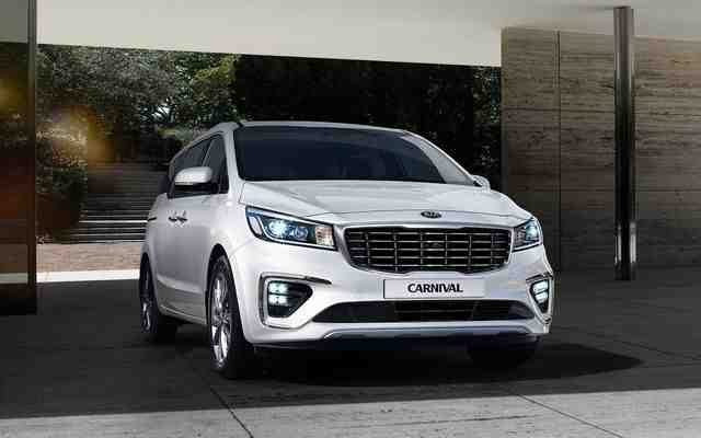 48 All New Kia Carnival 2020 Images by Kia Carnival 2020