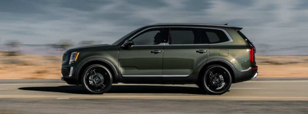 48 All New Kia Telluride 2020 Colors Research New by Kia Telluride 2020 Colors