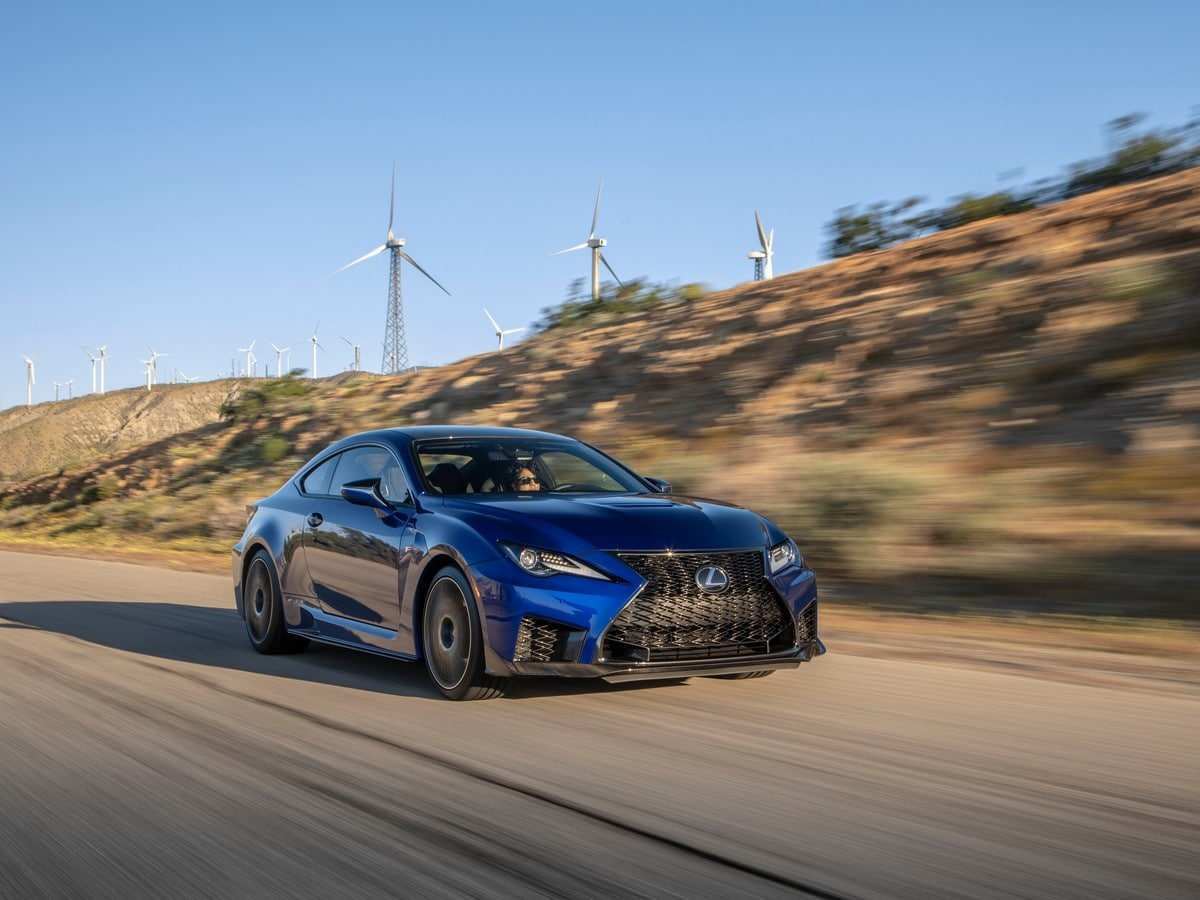 48 All New Lexus Rc F 2020 Price Spesification with Lexus Rc F 2020 Price