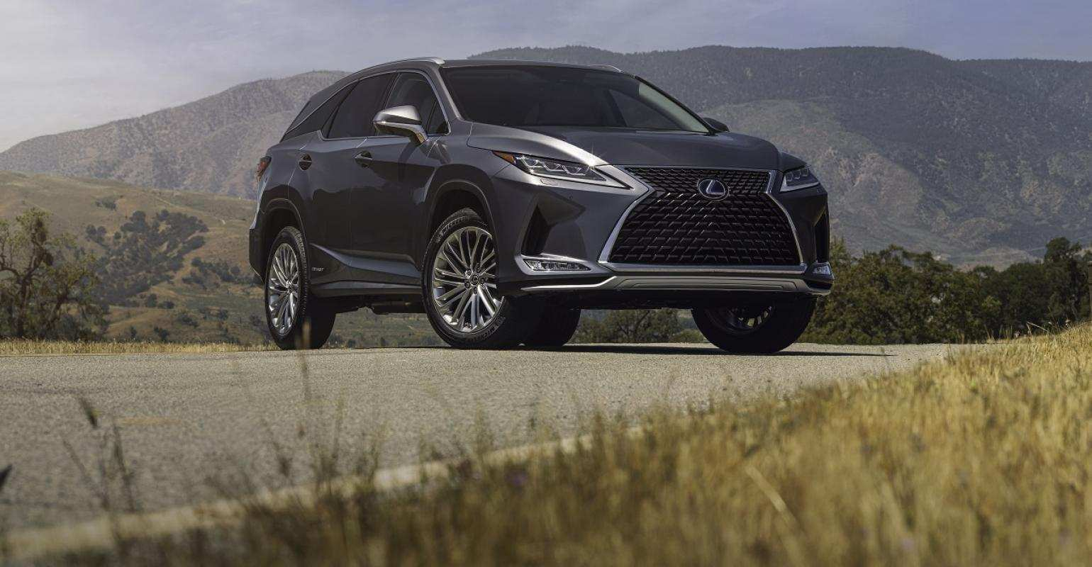 48 All New Lexus Rx 350 Year 2020 Specs and Review by Lexus Rx 350 Year 2020
