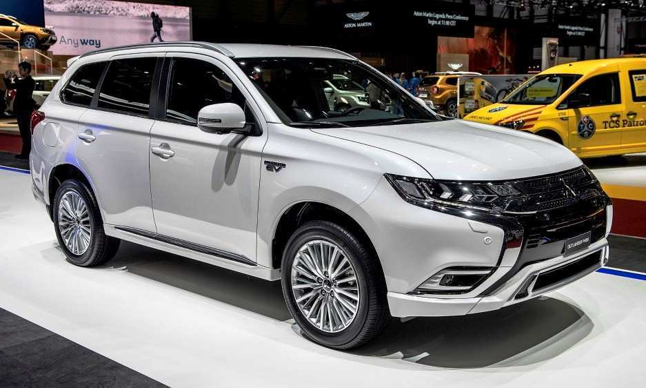 48 All New Mitsubishi Outlander 2020 Model Pricing for Mitsubishi Outlander 2020 Model